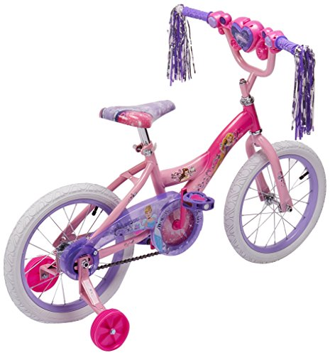 "16"" Disney Princess Girls' Bike by Huffy"