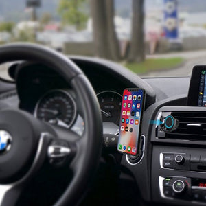 Air Vent Car Mount For Pop Socket Users Ideal for Easier Navigation & Calling