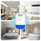 [2018 UPGRADED]Ultrasonic Pest Repeller - Electronic Mice Repellent & Insect in