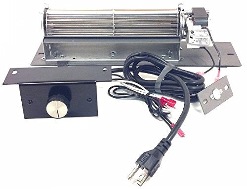 FK24 Fireplace Blower kit for Majestic, Vermont Castings, Monessen, CFM, Norther