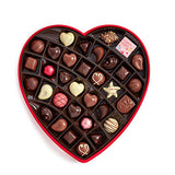 Godiva Chocolatier Limited Edition 2018 Valentines Day Luxury Fabric Heart 37