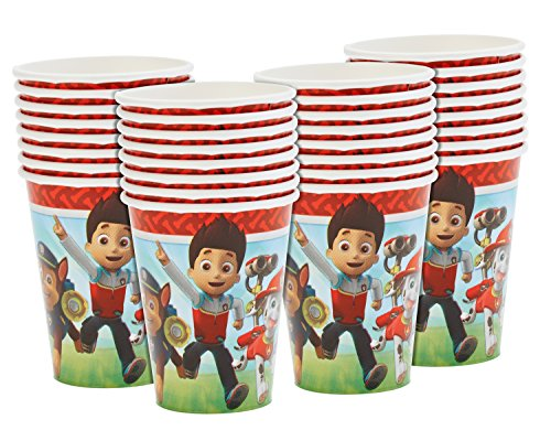 American Greetings PAW Patrol Paper Cups 32 Count, 9 oz