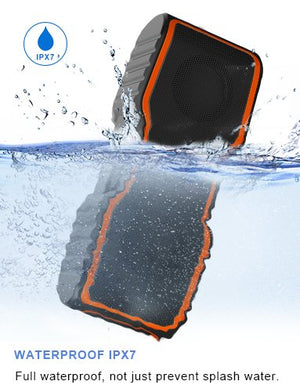 AOMAIS Sport II Portable Wireless Bluetooth Speakers 4.0 with Waterproof Bass