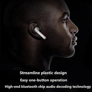 Bluetooth Earbud, Mini Wireless Headset Earphone headphone for iPhone X,8 8 7