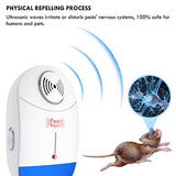 [2018 NEW]Ultrasonic Pest Repeller - Electronic Mouse Repellent & Mosquito Plug