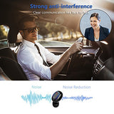 Bluetooth Earbud, KNGUVTH Wireless Headset Mini Car Earphone Hands Free Call for