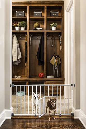 Carlson Mini Gate Extra Wide Small Pet Door