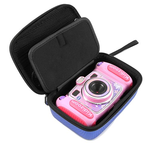 Kidcase Camera Case For Vtech Kidizoom Duo Selfie Camera - By Casematix , Includ