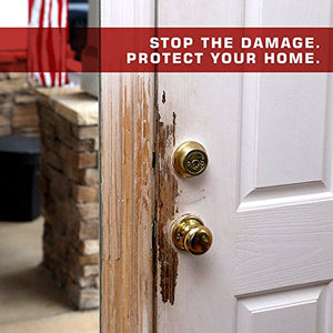 Original CLAWGUARD - the Ultimate Door Scratch Shield, Frame and Wall Protection