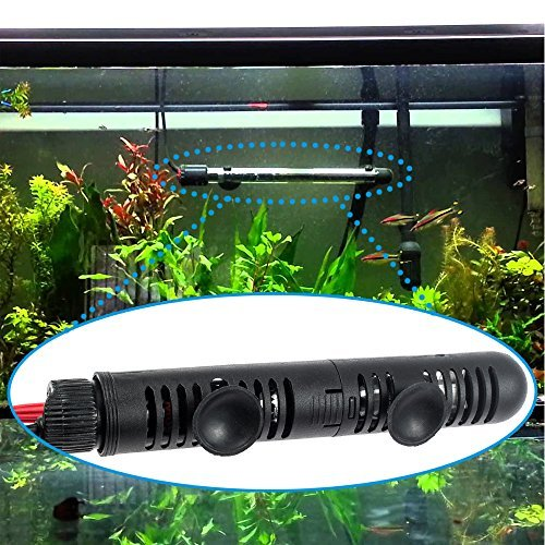 Zacro BH582 Submersible Aquarium Heater with Visible Temperature with Chip 300W