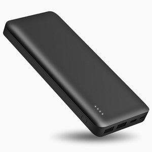 Portable Charger 26800mAh, 3 Ports 45W PD Power Bank Phone Charger With Type-C 45W Output&30W Input, Total 3.4A Output, 2A USB Input, Compatible with iPhone/Samsung/Switch/MacBook/Laptop And More