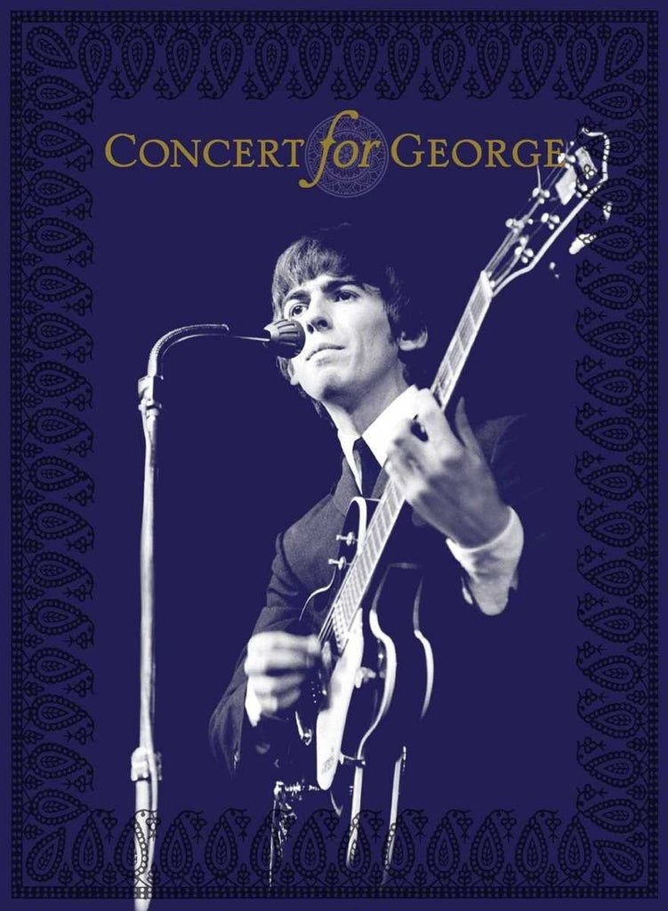 "Various Artists ""Concert For George 2"" 2 Audio CD 2018 46 Tracks"