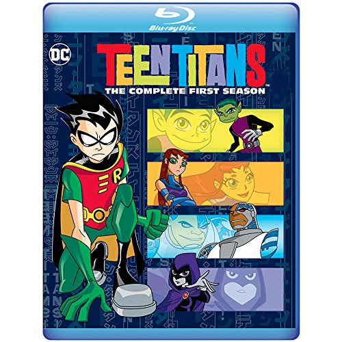 Teen Titans: The Complete First Season [Blu-ray] 2018