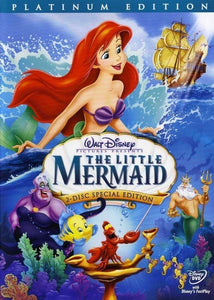 The Little Mermaid [DVD] 2 Dics Special Edition 2006