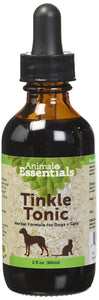 Animal Essential APAWTHECARY TINKLE TONIC Urinary Tract  Dog Cat 2 ounce