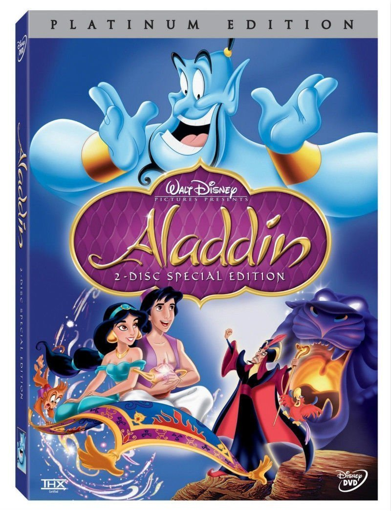 Aladdin [DVD] 2 Disc Special Edition 2004