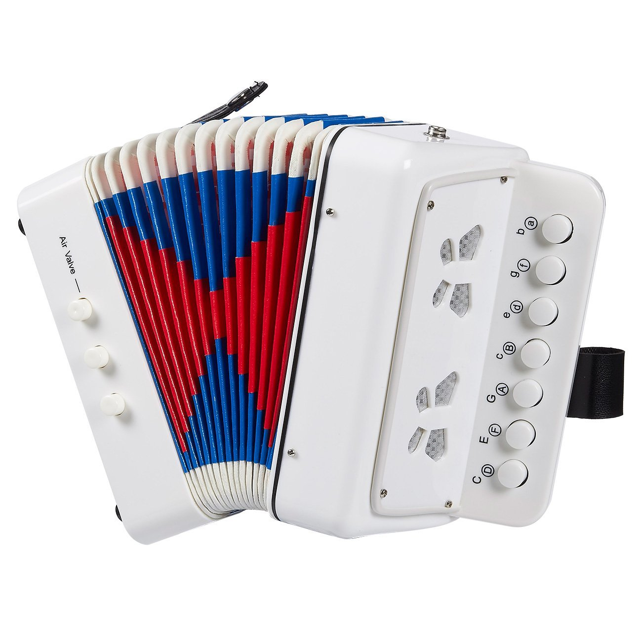 Accordion for Children - 7 Keys Kids Piano Accordion, Musical Instruments for Ki