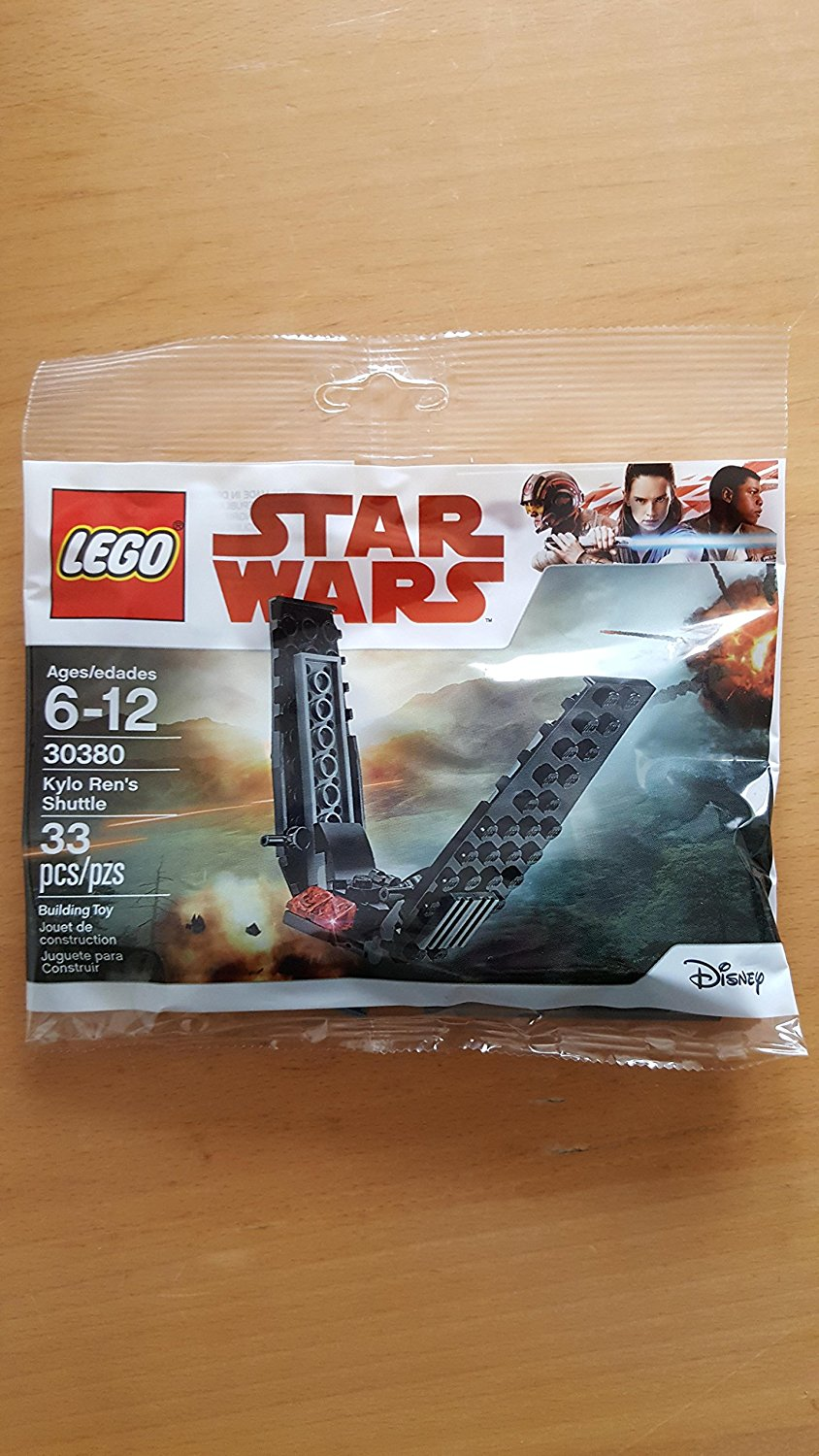LEGO, Star Wars, Kylo Rens Shuttle 30380 Bagged