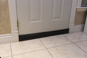 Soundproof Door Pads. Stop sound, drafts and reduce heat loss through gaps along