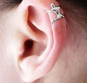 Hang on! Earcuff