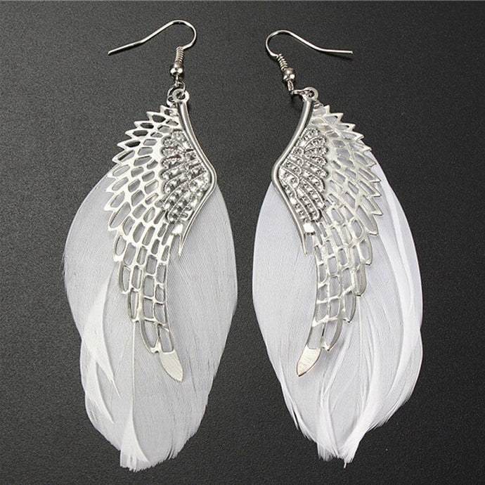Angelic Angel Earrings