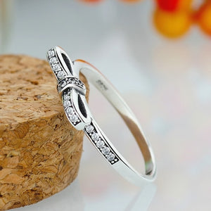 Beautiful Bow Ring