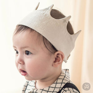 Toddler Boy's Flot Silver Crown Headband