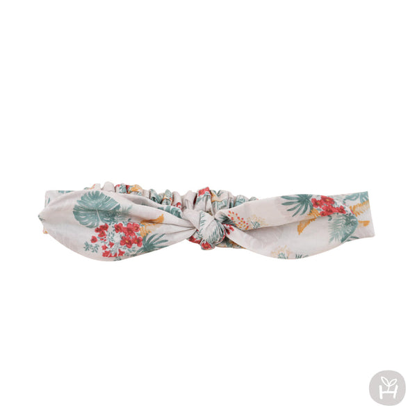 Toddler Baby Girl's Pico Ivory Floral Wired Hairband