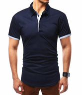 0518 Romero Polo T-shirt