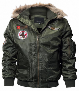 0439 Cataldo Bomber Jacket