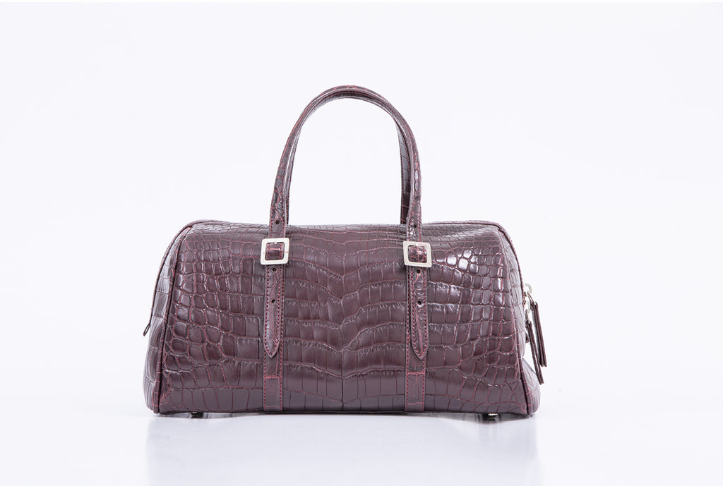 Mini Duffel Crocodile