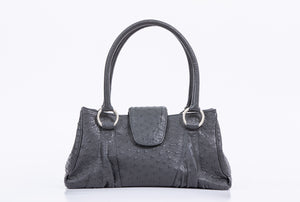 Ring tote Ostrich