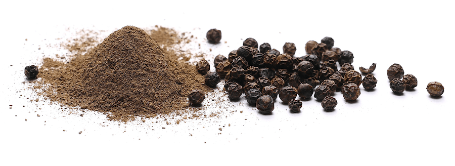 black pepper seeds extract Bioperine inflammation support OmniBiotics