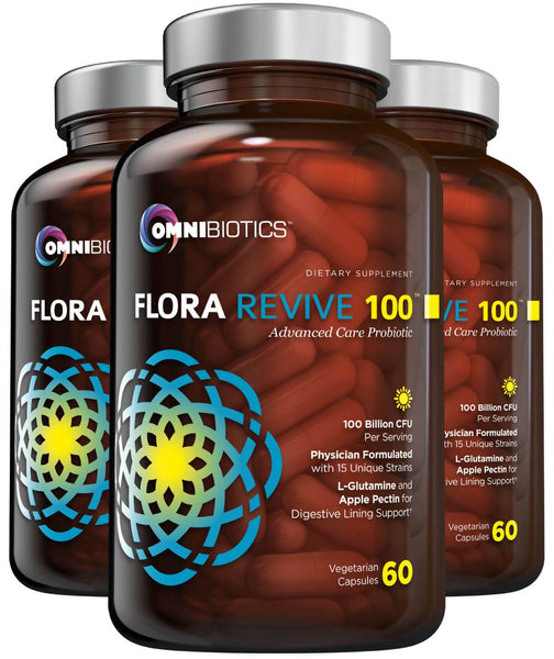 Flora Revive 3 Bottle Bundle