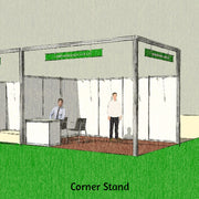 Prefabricated Stand