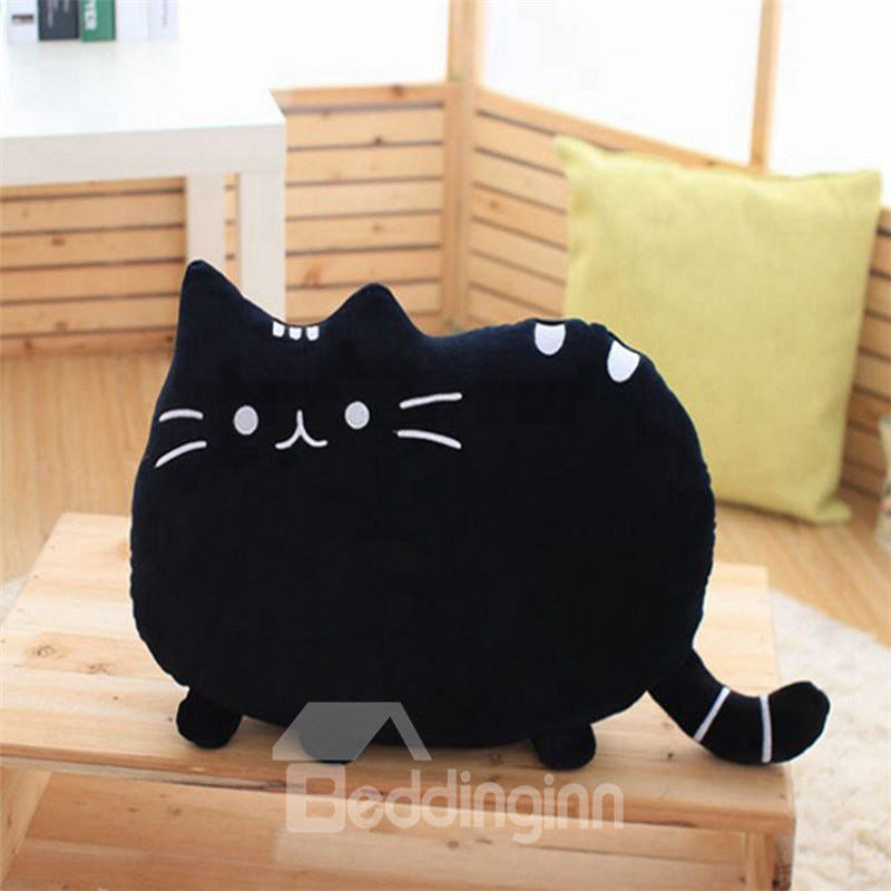 Coussin en forme de Chat Adorable