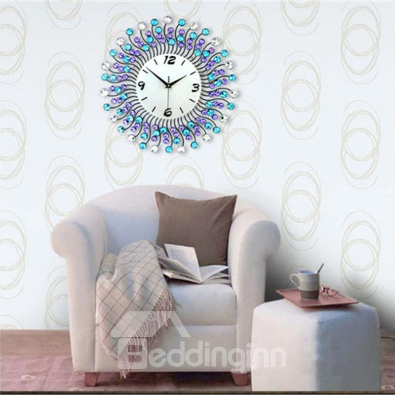 Horloge Murale Original Décorative sans Bruit