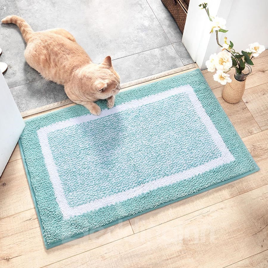Tapis de Bain Simple Absorbant Antidérapant