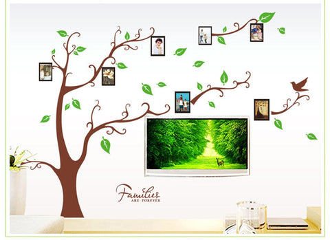 wall decal tree