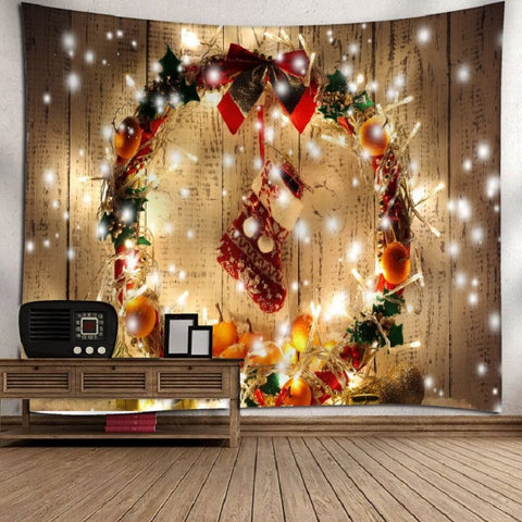 "Home Decor Christmas decoration tapestry Wall Hanging for Bedroom 79""X59"""
