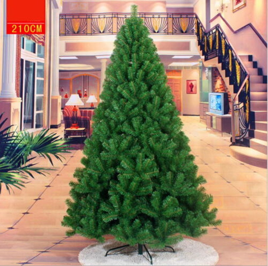 Christmas tree Green Christmas Tree 2 3 4 5 6 7 8 FT Decoration Undercoated Festival Holiday