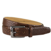 'The British Belt Company' Burley Tan Leather Belt
