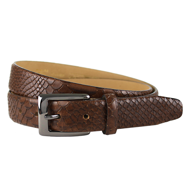 TBBC Burley Tan Leather Belt