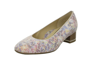 Ara 12 11838-70 Ladies Multi Court Shoes