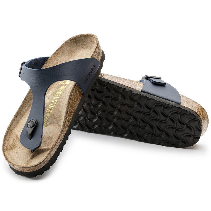 Birkenstock Gizeh BF Blue Sandals - elevate your sole