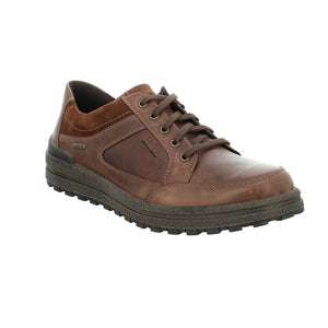 Josef Seibel Emil 58 Castagne Brown Mens Lace Up Shoes - elevate your sole