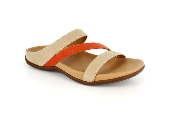 Strive Trio Sandal Oxford Tan/Tigerlilly