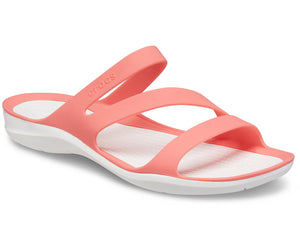 Crocs Swiftwater 203998 Ladies Fresco Pink Sandal