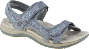 Earth Spirit 30231 Frisco Frost Grey Walking Sandals
