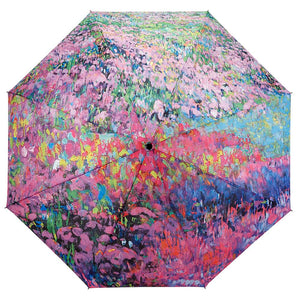 Galleria 33048 Garden Symphony Folding Umbrella